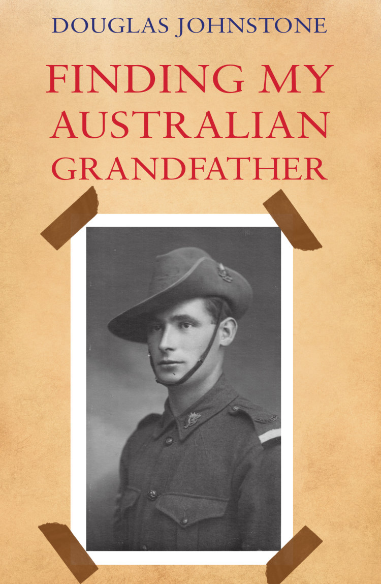 Troubador Finding My Australian Grandfather