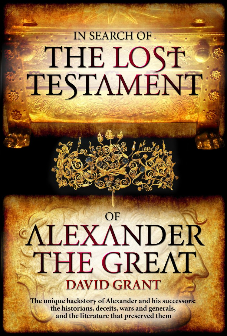 Troubador In Search Of The Lost Testament of Alexander the Great