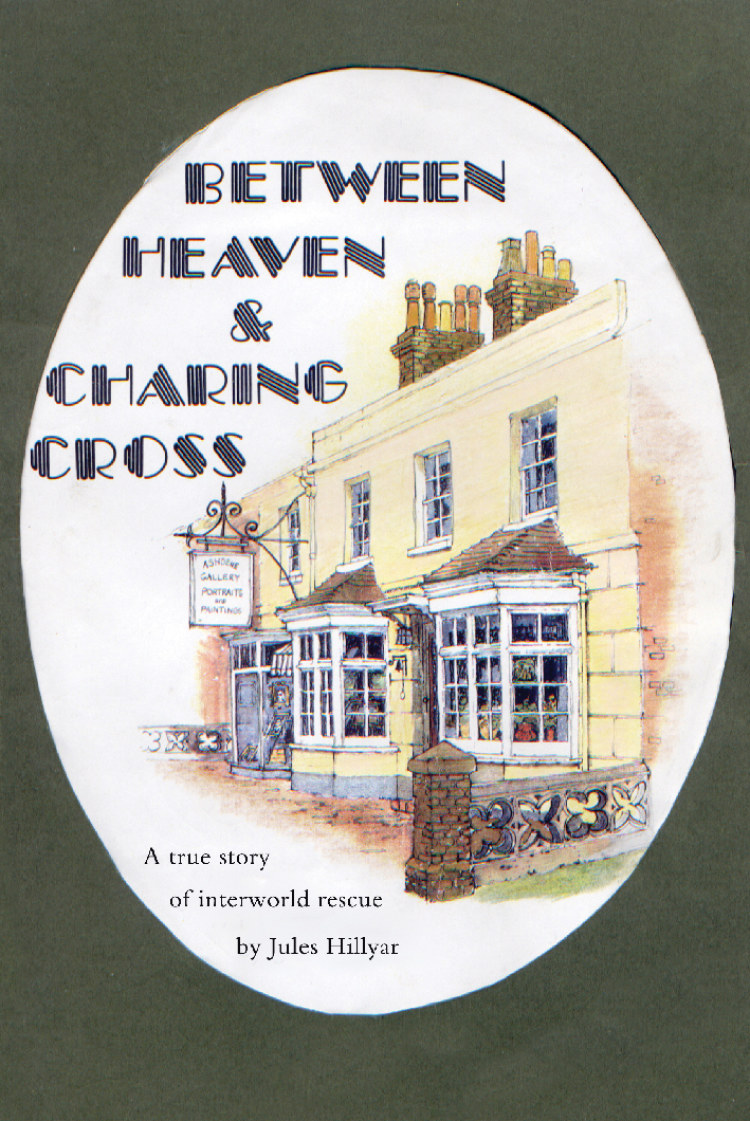 Troubador Between Heaven & Charing Cross