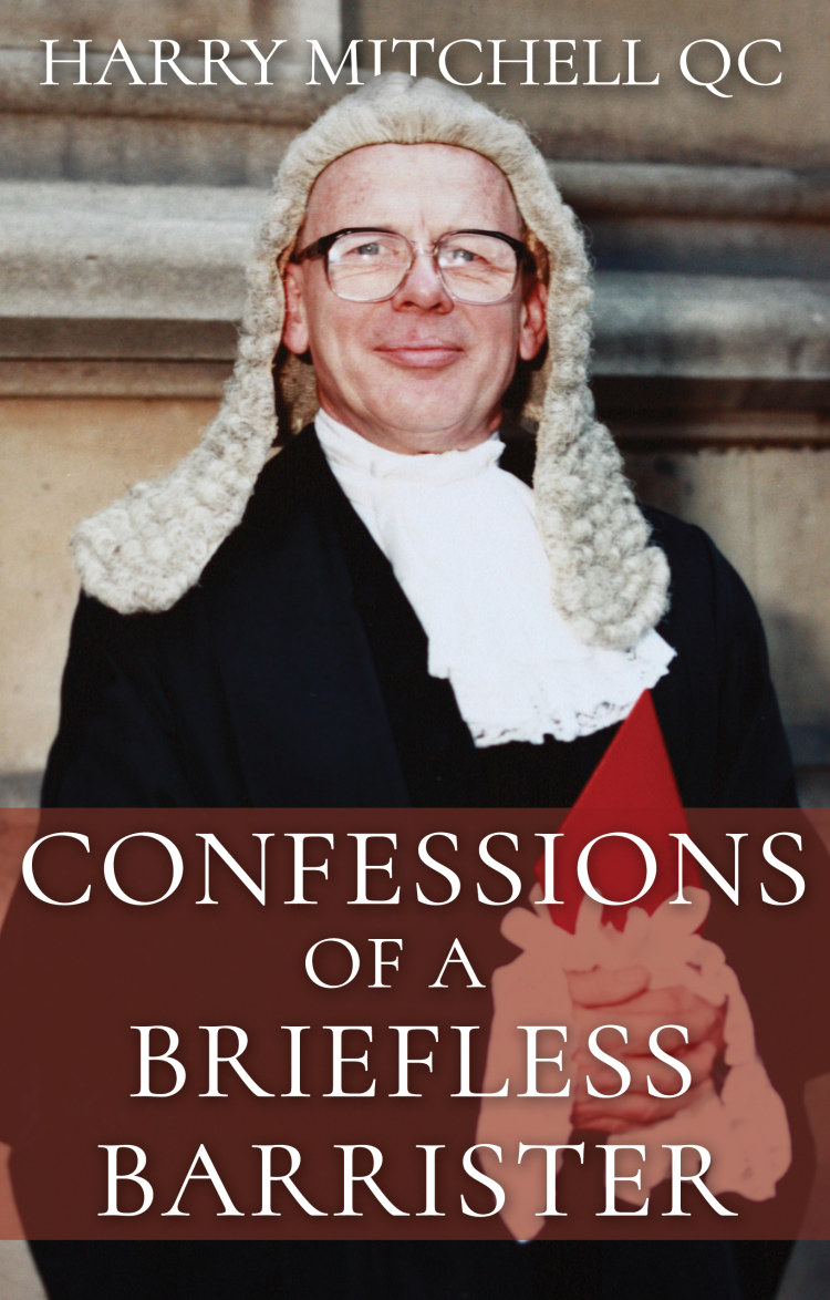 Troubador Confessions of a Briefless Barrister