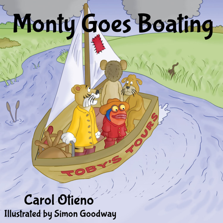 Troubador Monty Goes Boating