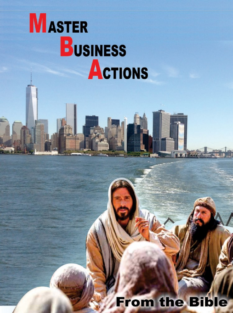 Troubador Master Business Actions from the Bible