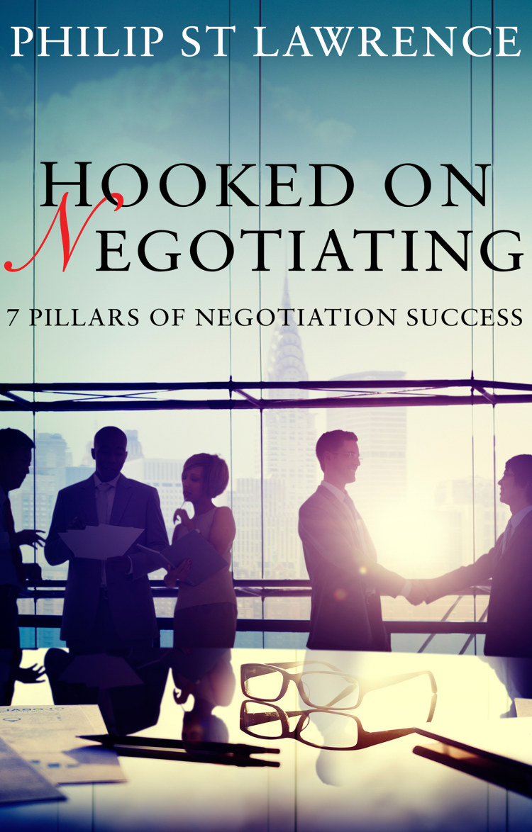 Troubador Hooked on Negotiating