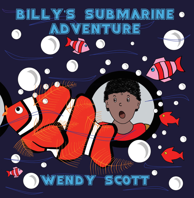 Troubador Billy's Submarine Adventure