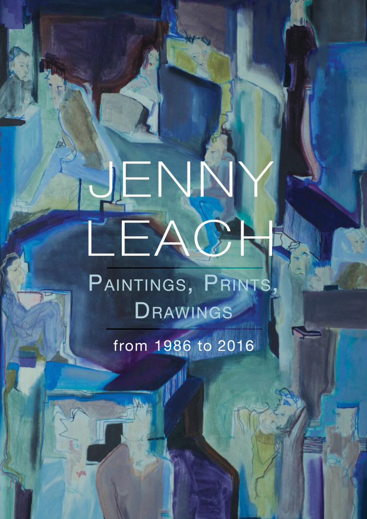 Troubador Jenny Leach Paintings, Prints, Drawings from 1986 to 2016