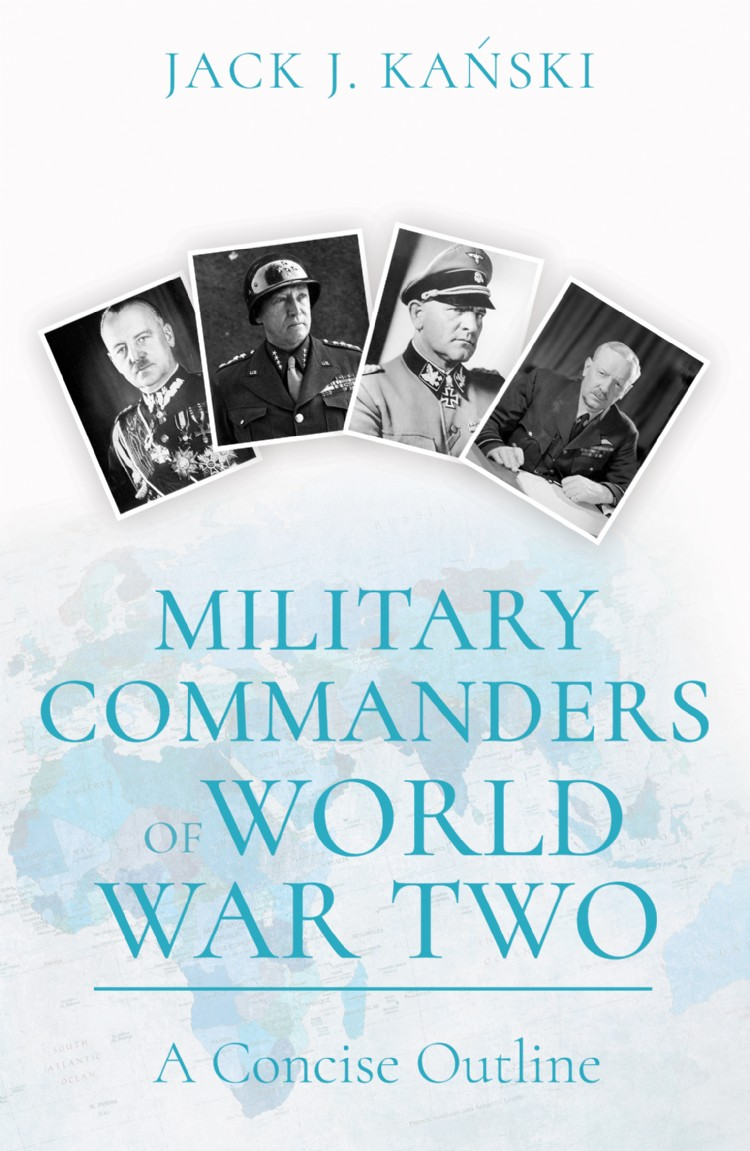 Troubador Military Commanders of WW2