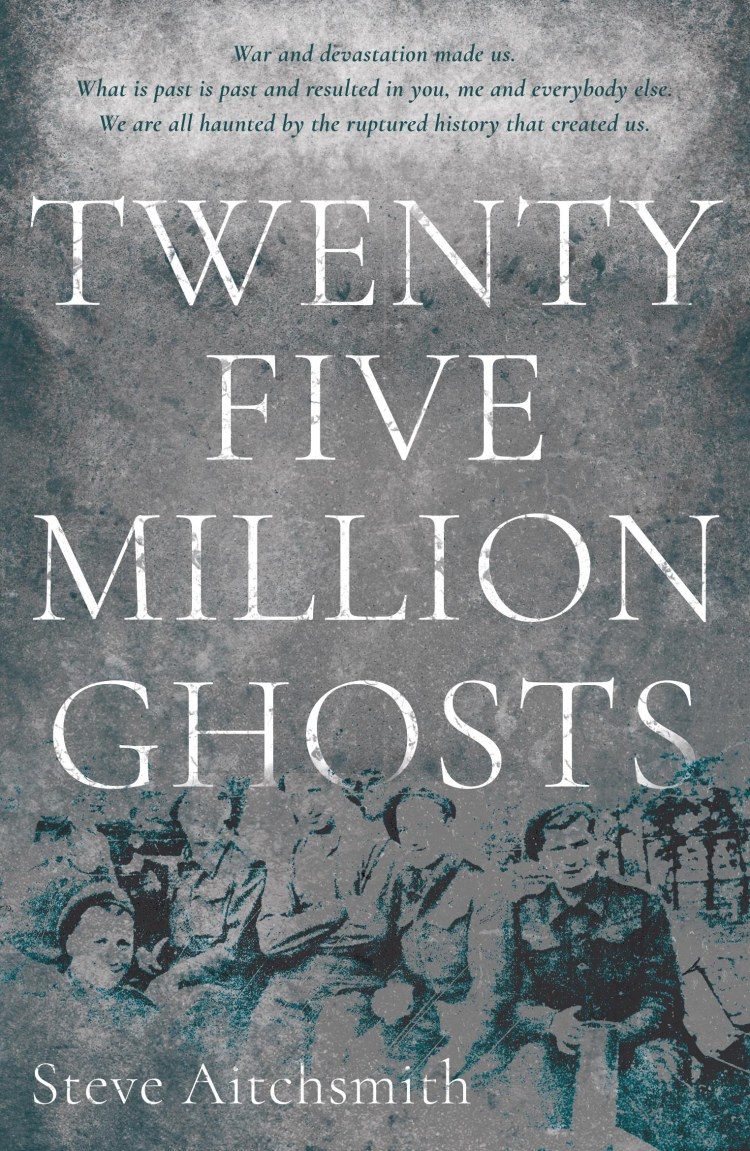 Troubador Twenty Five Million Ghosts