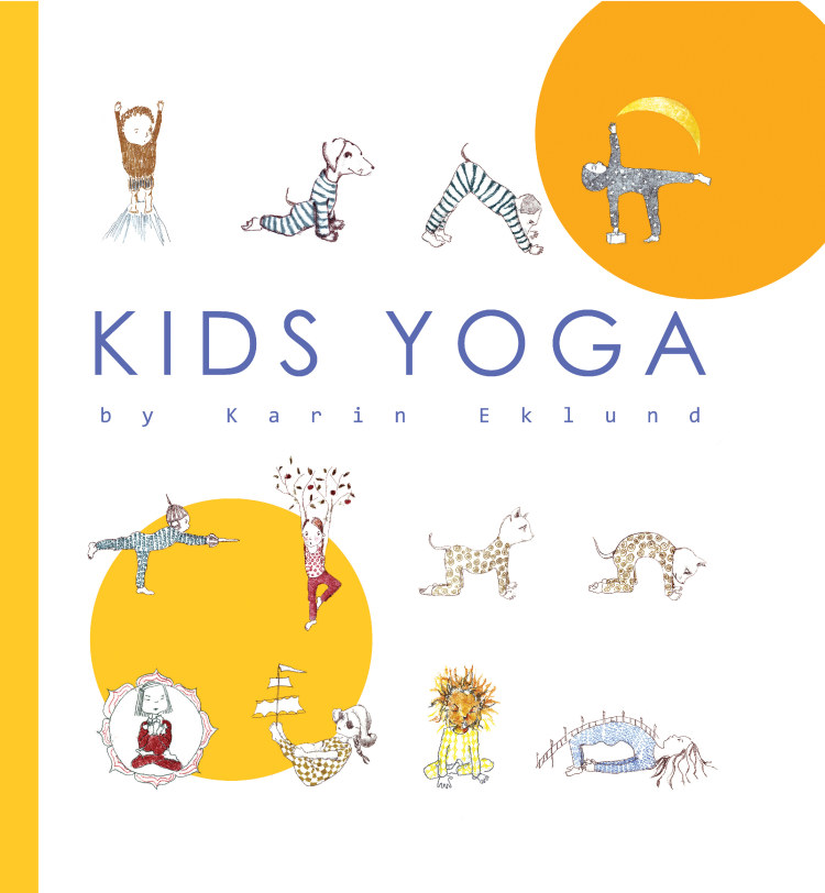 Troubador Kids Yoga