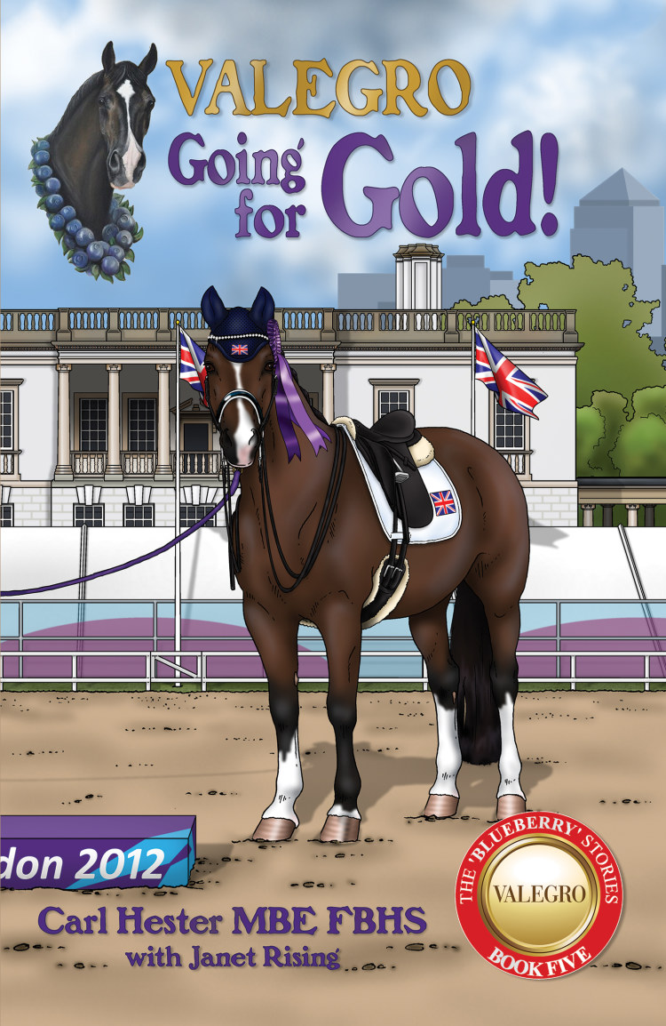 Troubador Valegro - Going For Gold!