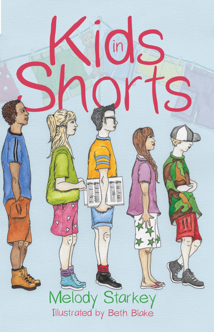 Troubador Kids in Shorts