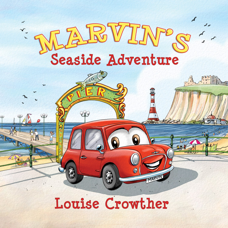 Troubador Marvin's Seaside Adventure