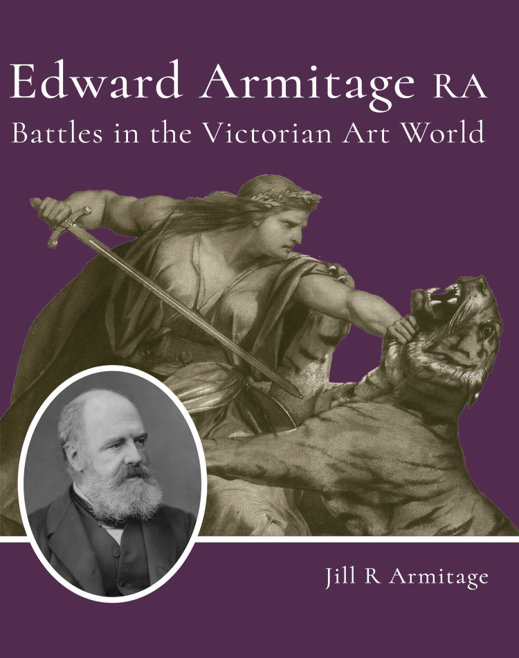 Troubador Edward Armitage RA