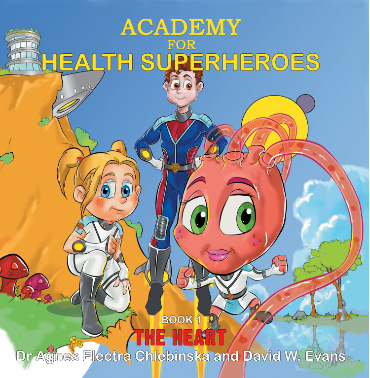 Troubador Academy for Health Superheroes