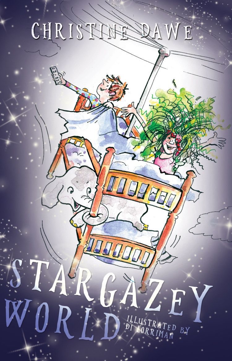 Troubador Stargazey World
