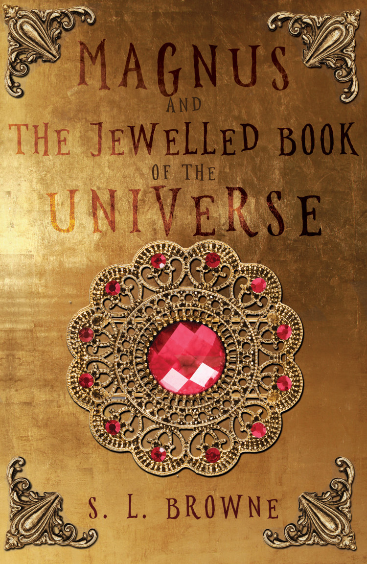 Troubador Magnus and The Jewelled Book of the Universe