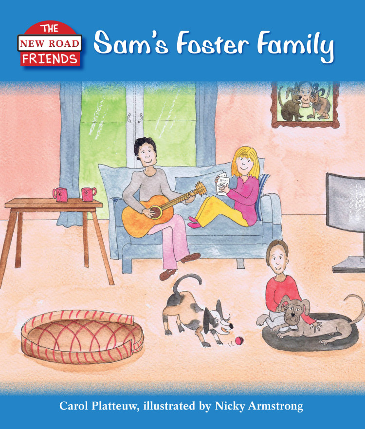 Troubador Sam's Foster Family