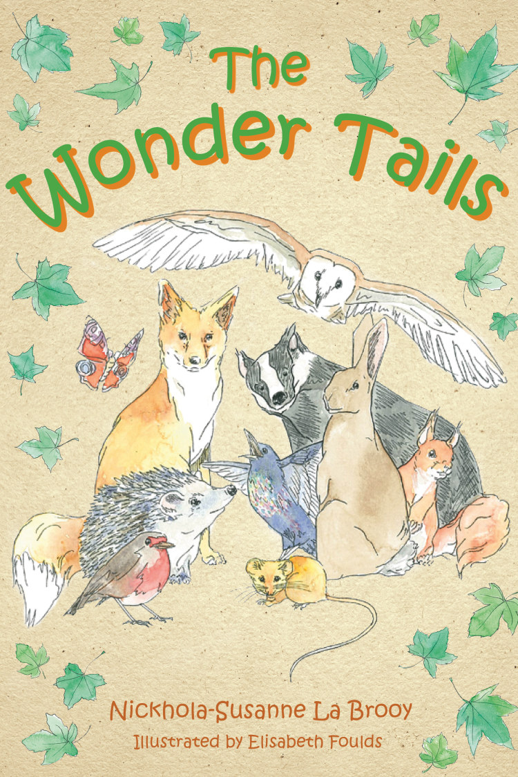 Troubador The Wonder Tails
