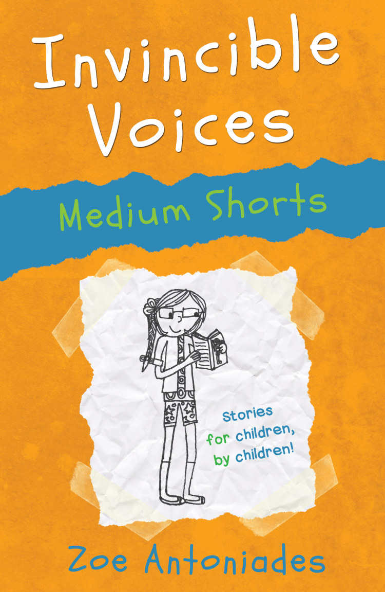 Troubador Invincible Voices: Medium Shorts