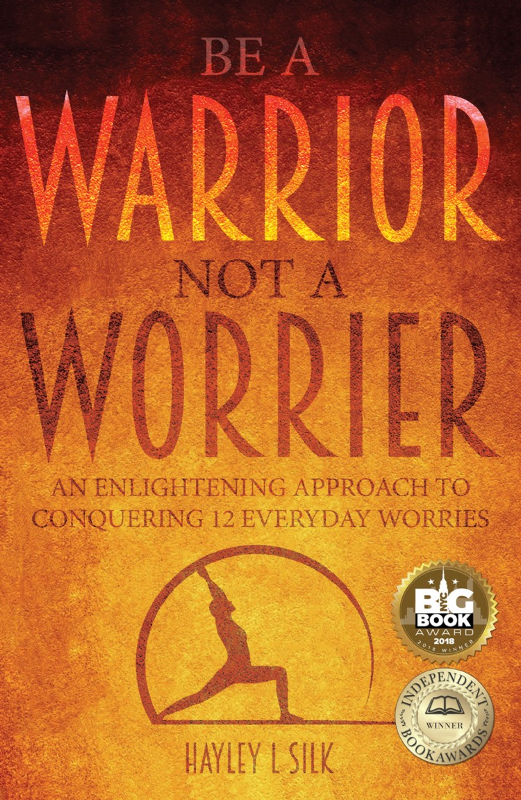 Troubador Be a Warrior Not a Worrier