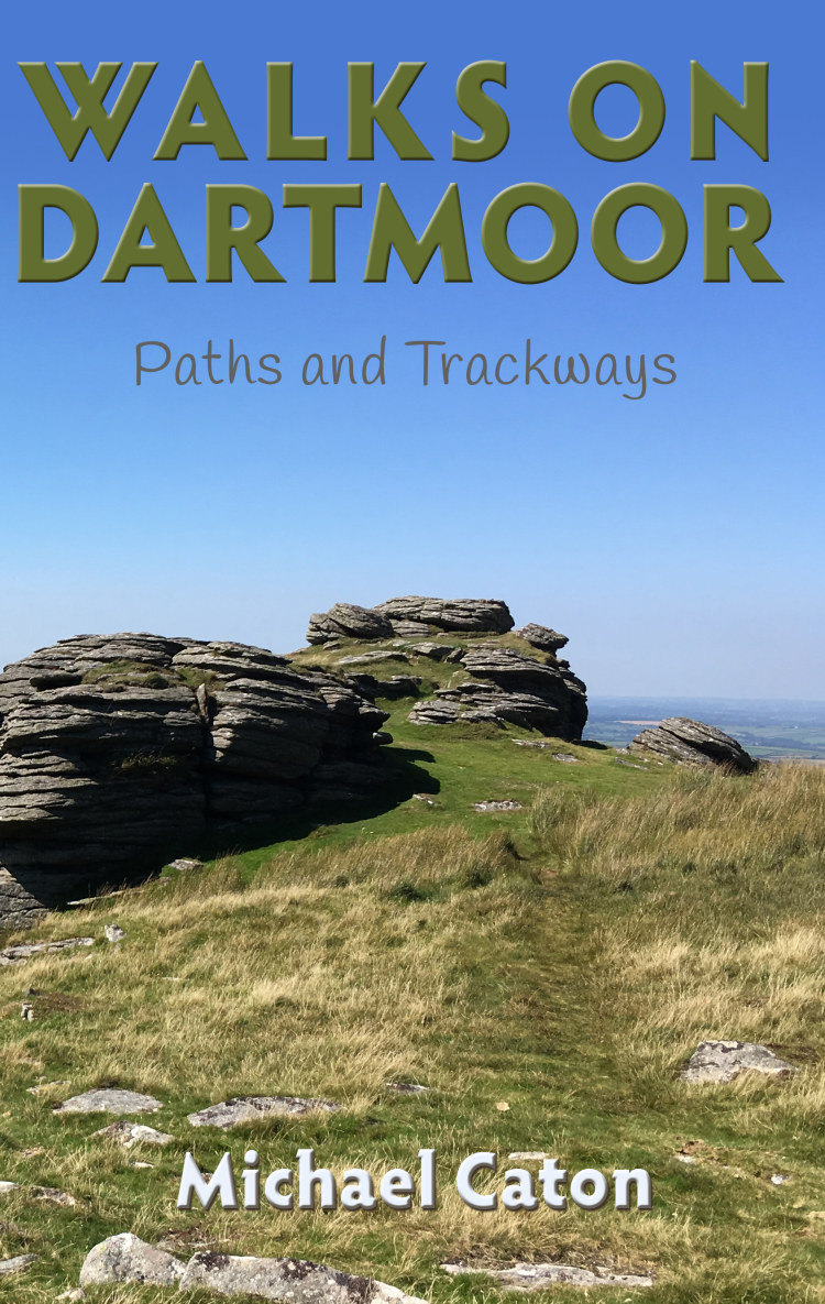 Troubador Walks on Dartmoor: Paths and Trackways