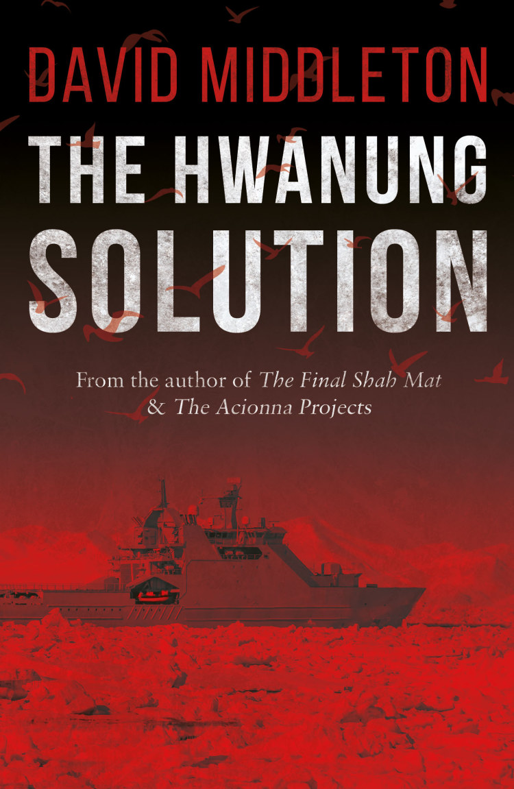 The Hwanung Solution - Troubador Book Publishing