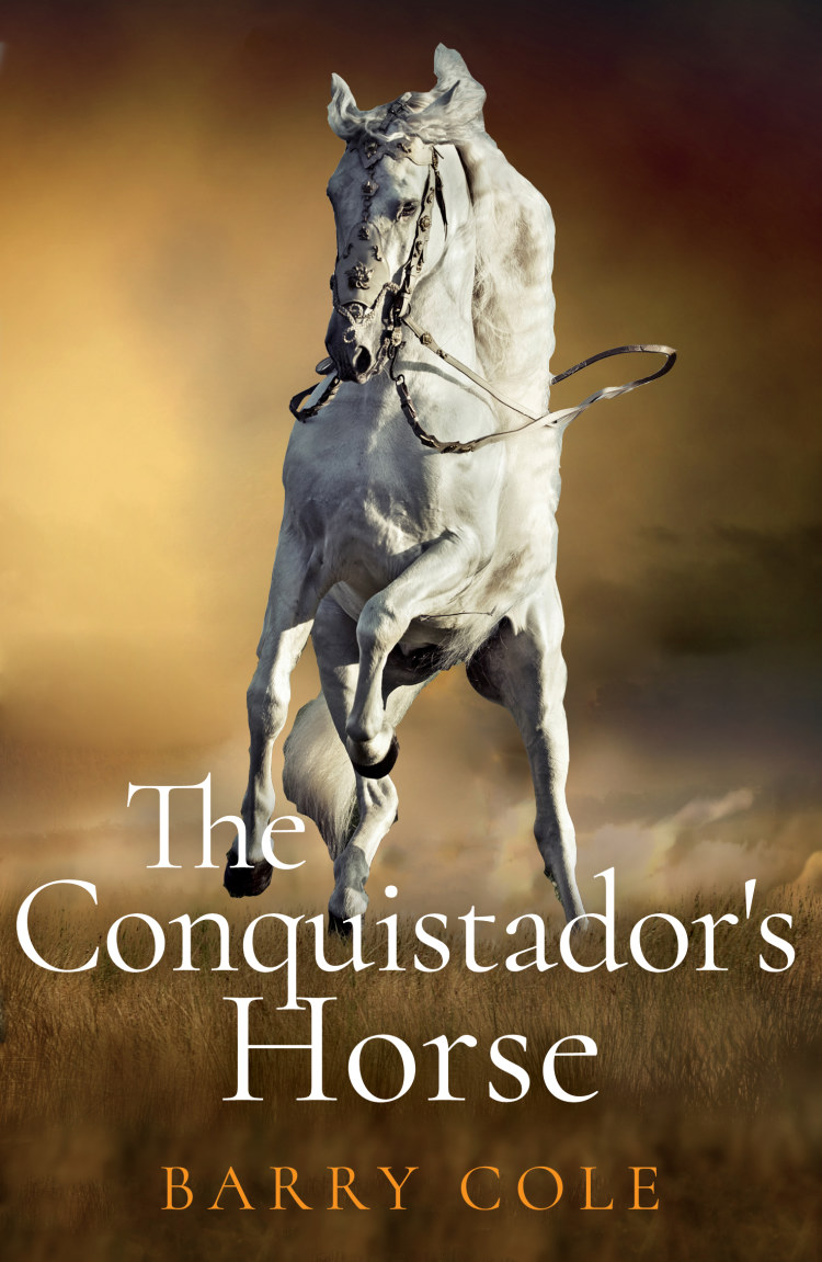 Troubador The Conquistador's Horse