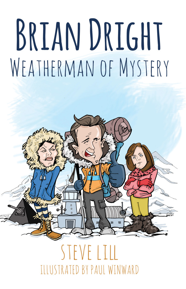 Troubador Brian Dright: Weatherman of Mystery
