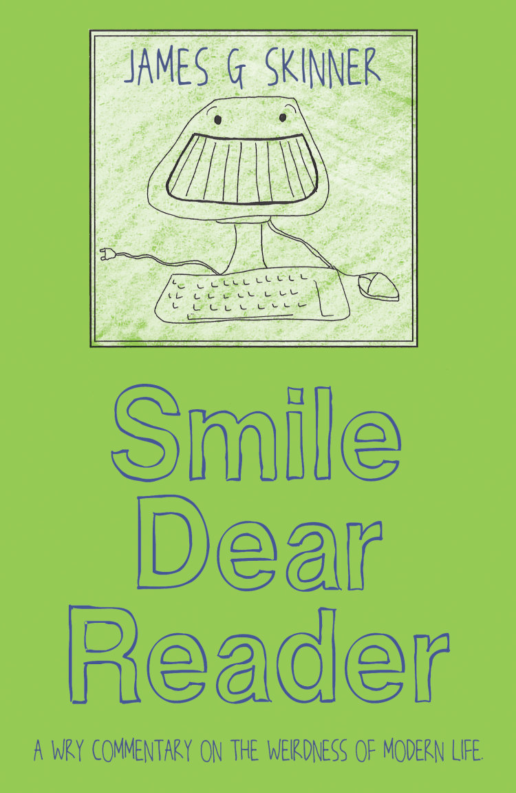 Troubador Smile Dear Reader