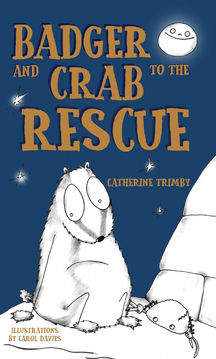 Troubador Badger and Crab to the Rescue