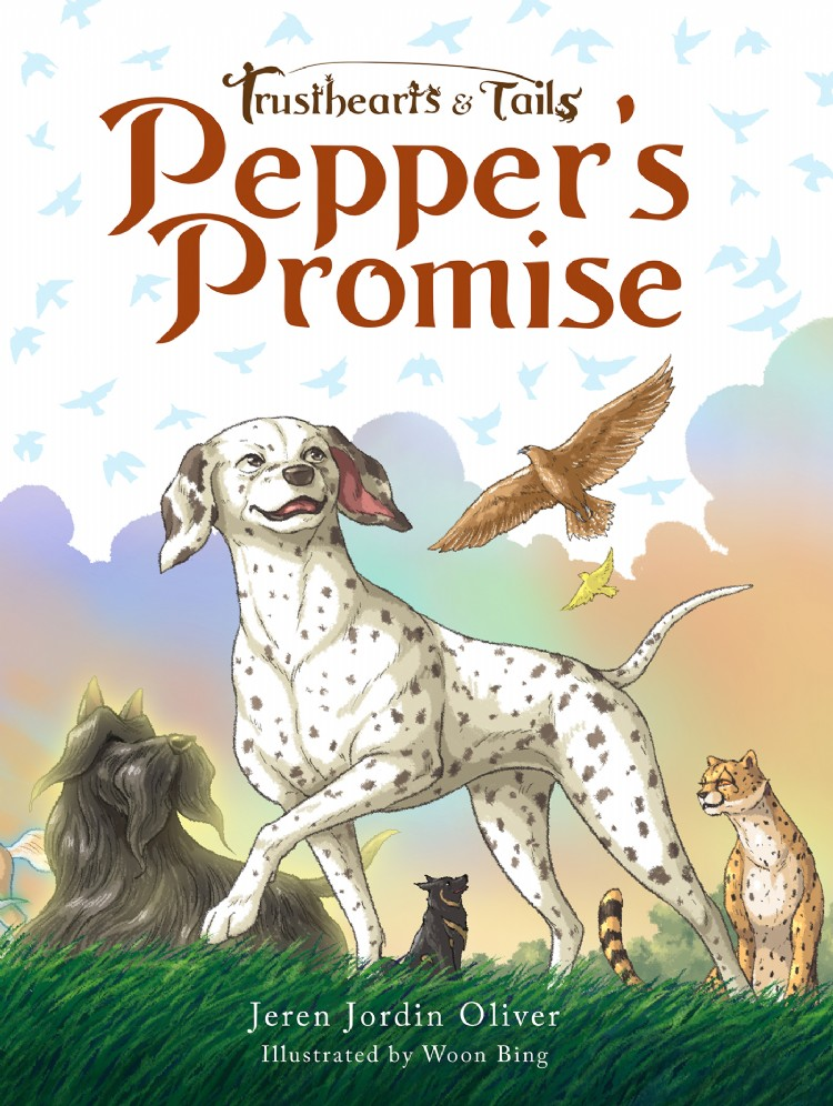 Troubador Trusthearts and Tails: Pepper's Promise