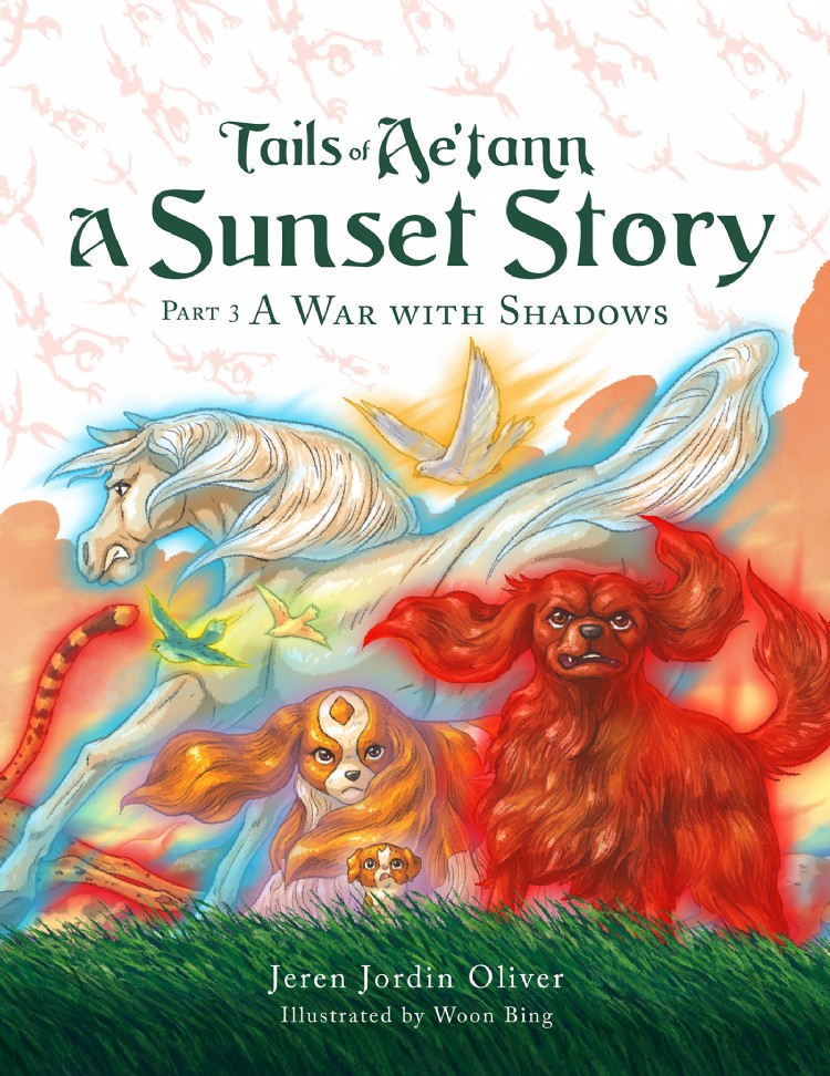 Troubador Tails of Ae'tann: A Sunset Story Part 3
