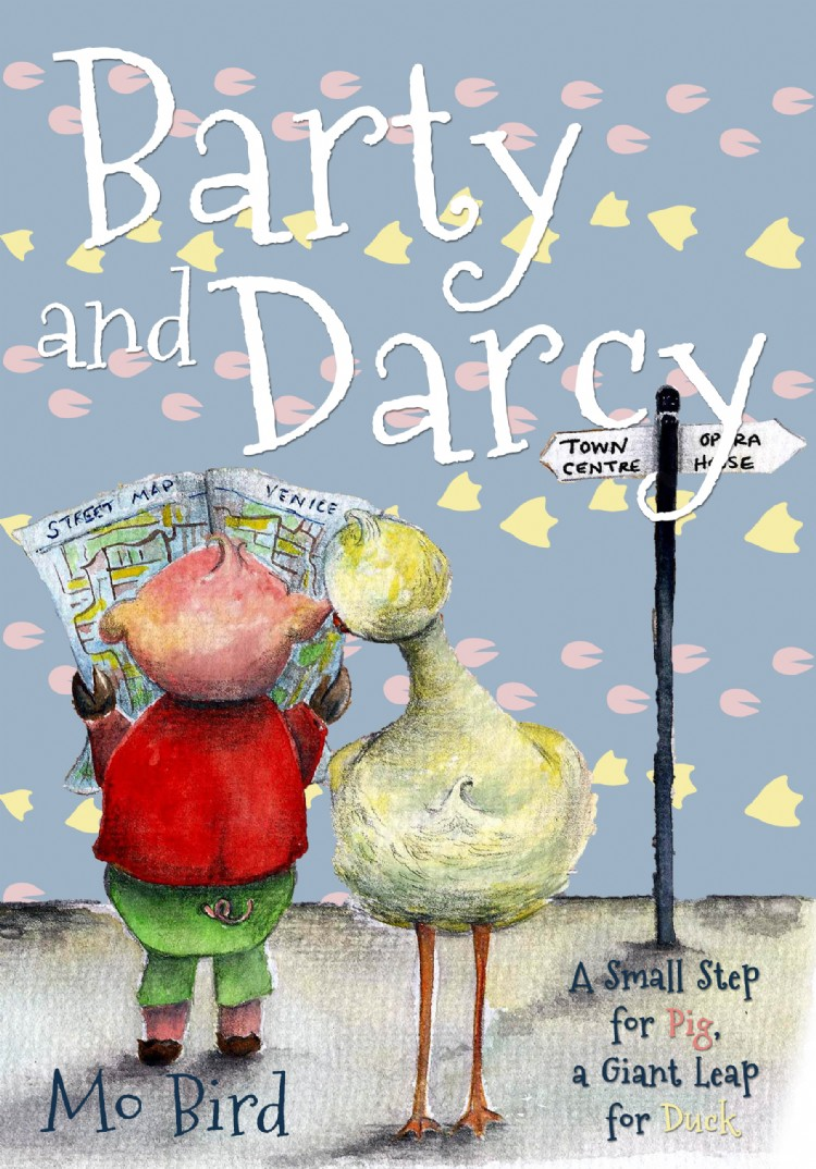 Troubador Barty and Darcy