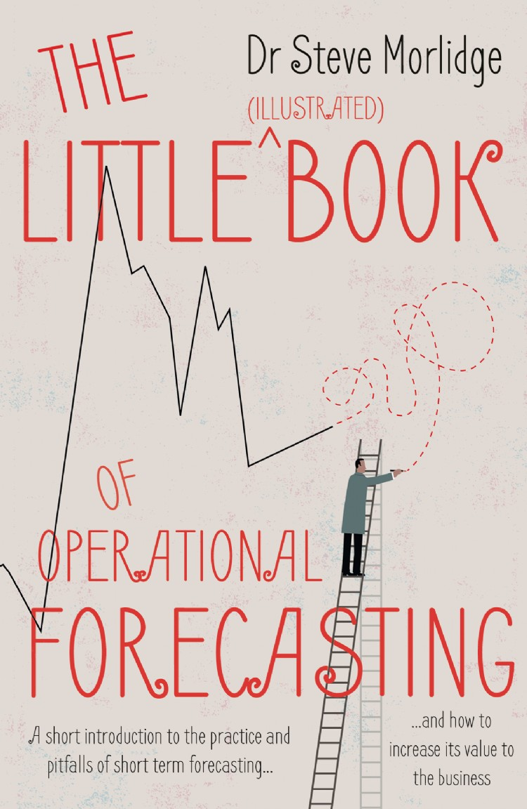 Troubador The Little (illustrated) Book of Operational Forecasting