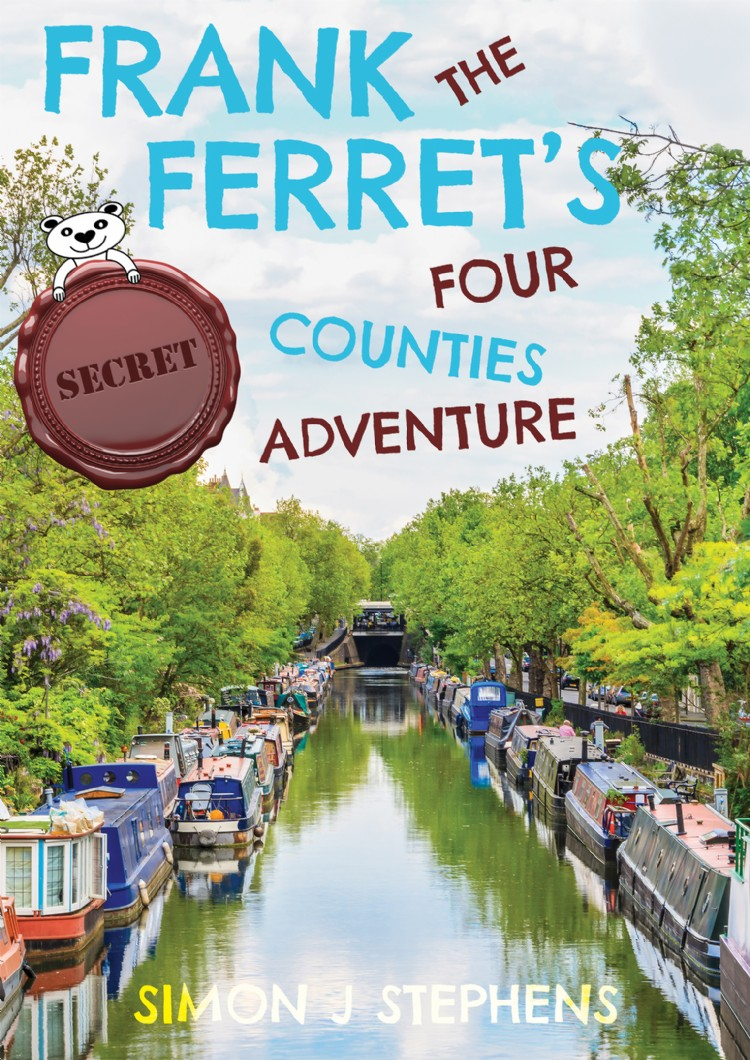 Troubador Frank the Ferret's (secret) Four Counties Adventure