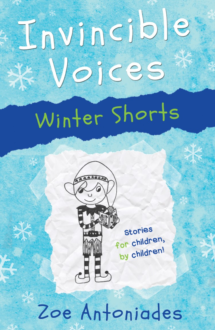 Troubador Invincible Voices: Winter Shorts