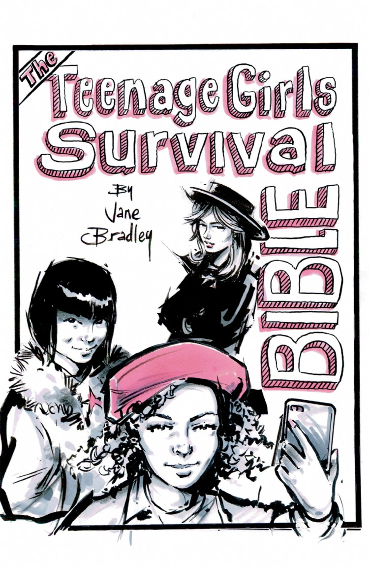Troubador The Teenage Girls Survival Bible