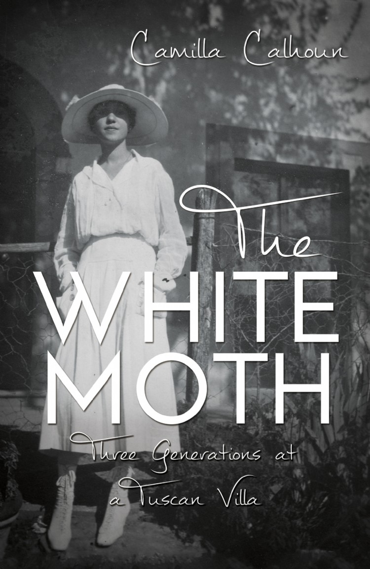 Troubador The White Moth