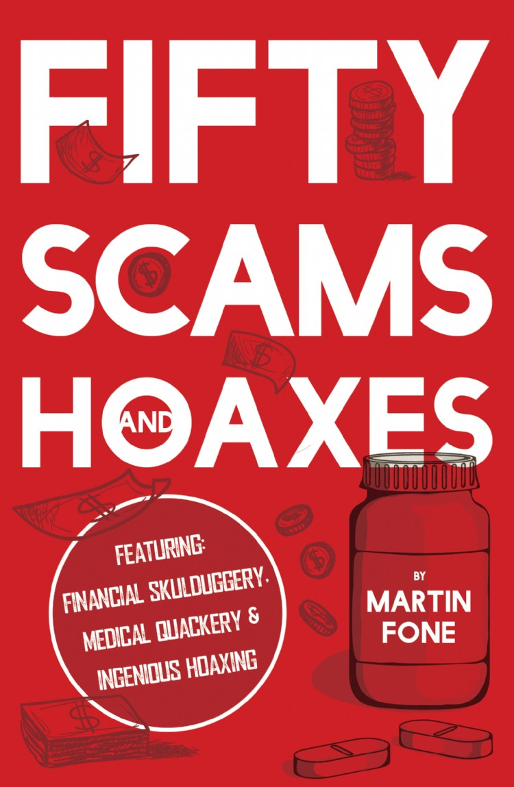 Troubador Fifty Scams and Hoaxes