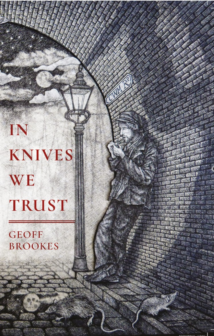 Troubador In Knives We Trust