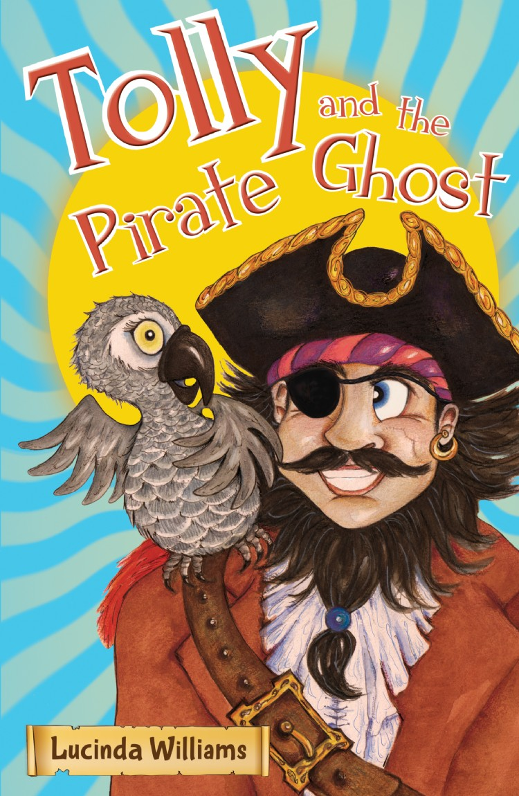 Troubador Tolly and the Pirate Ghost