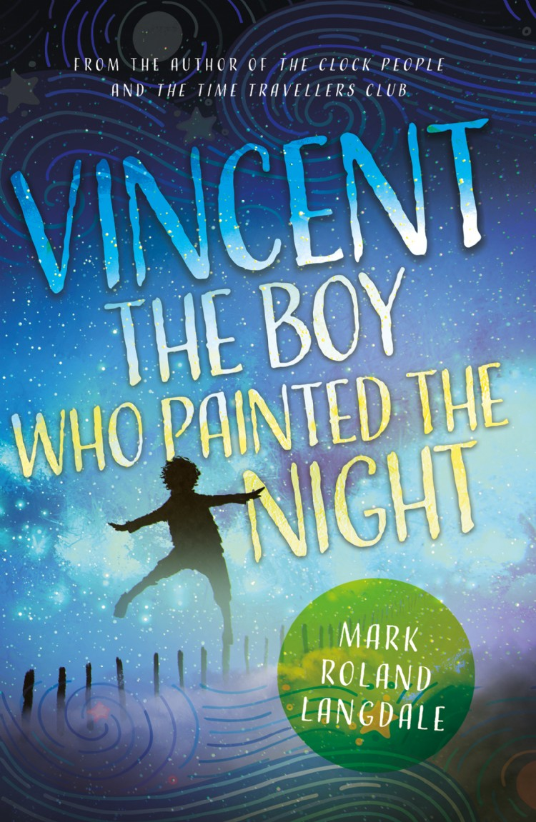 Troubador Vincent - The Boy Who Painted the Night
