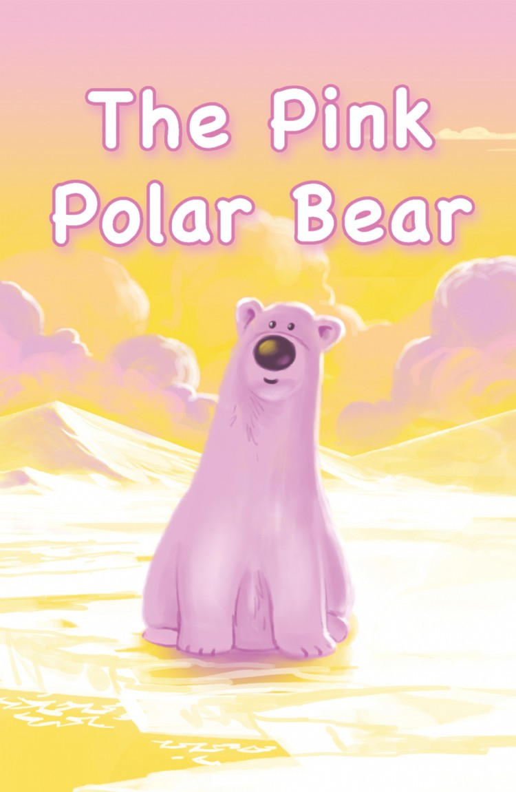 Troubador The Pink Polar Bear