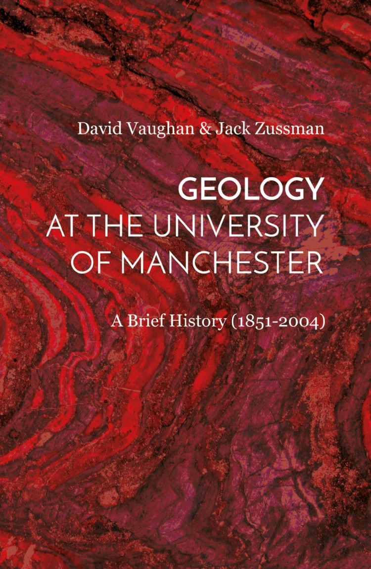 Troubador Geology at the University of Manchester