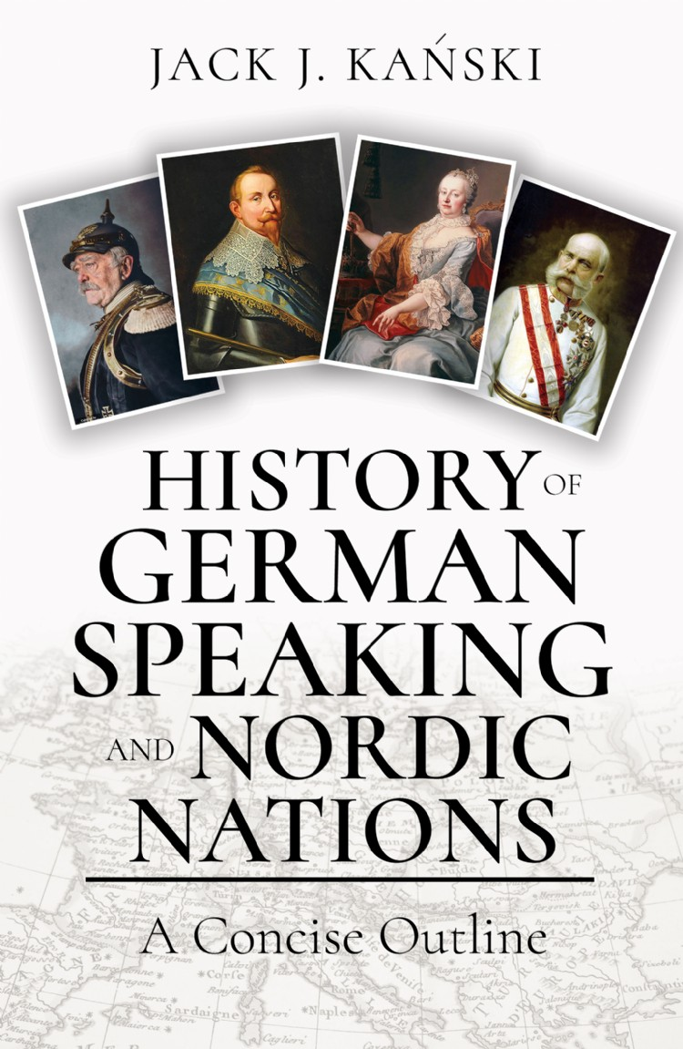 Troubador History of German Speaking and Nordic Nations