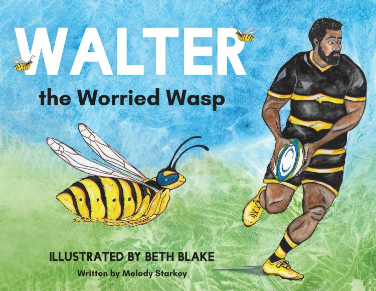 Troubador Walter the Worried Wasp