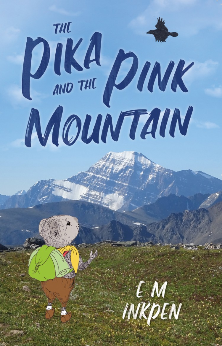 Troubador The Pika and the Pink Mountain