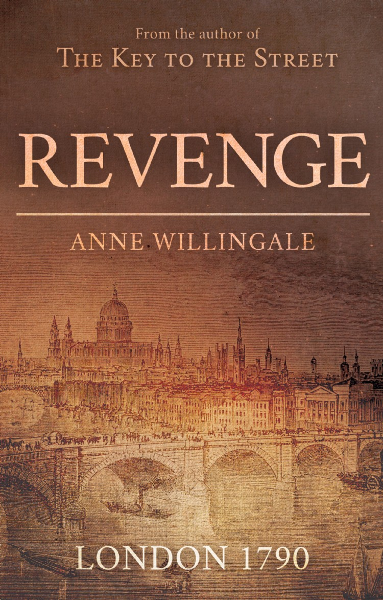 Revenge - Troubador Book Publishing