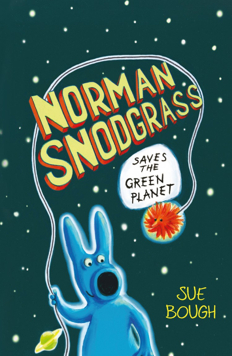 Troubador Norman Snodgrass Saves the Green Planet
