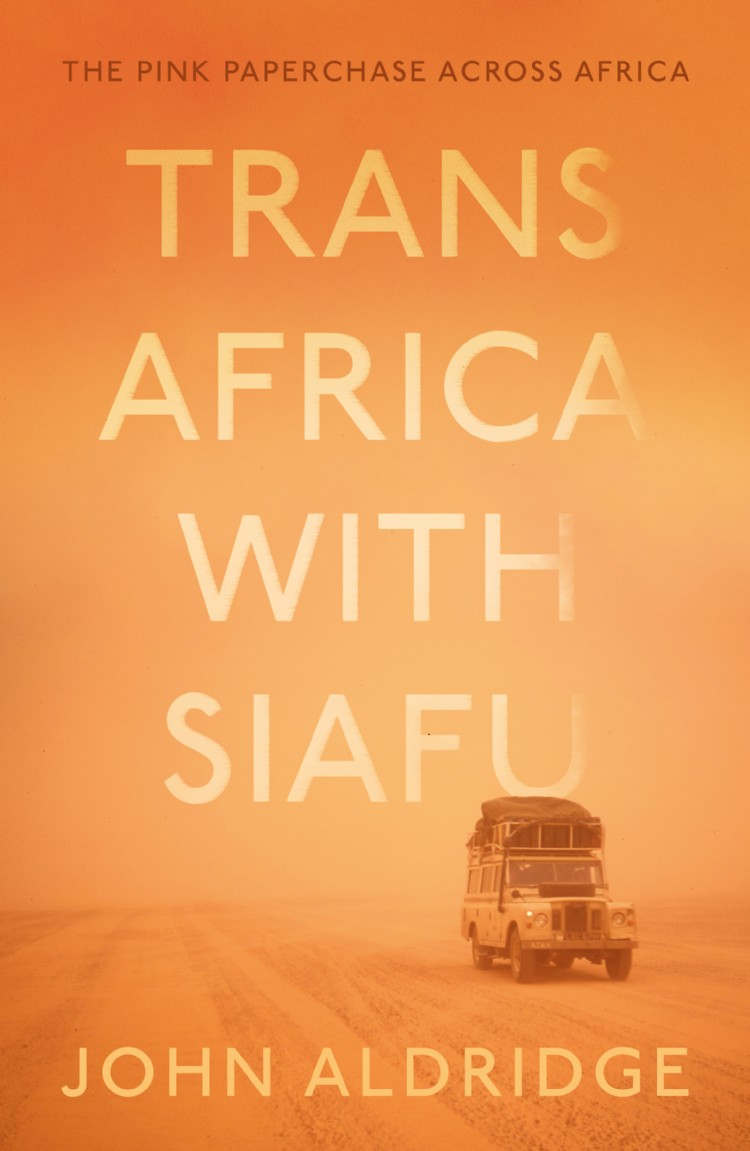 Troubador Trans Africa with Siafu