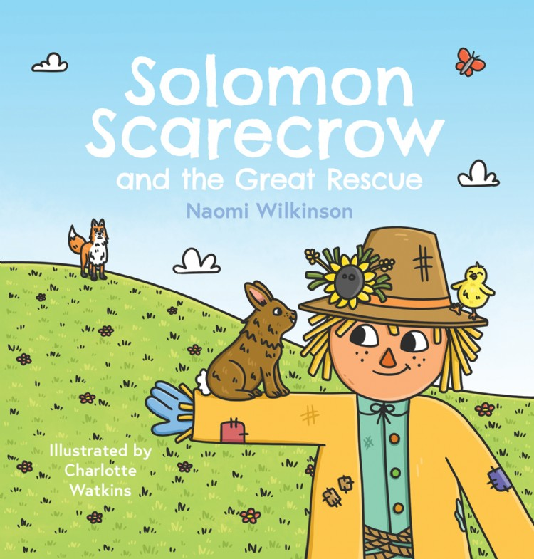 Troubador Solomon Scarecrow and the Great Rescue